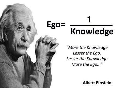 ego einstein